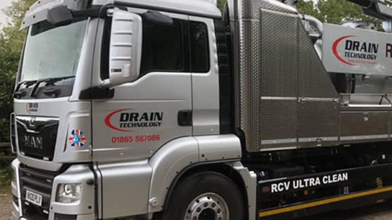 drain technology telephone system oxfordshire